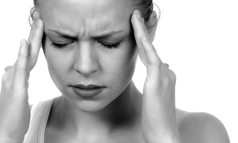 Pochende Kopfschmerzen